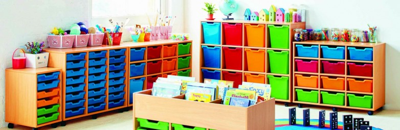 Monarch Classroom Storage | Huddle Furniture