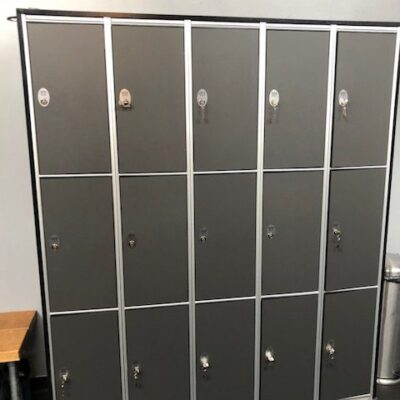 Gym Lockers | Huddle Furniture