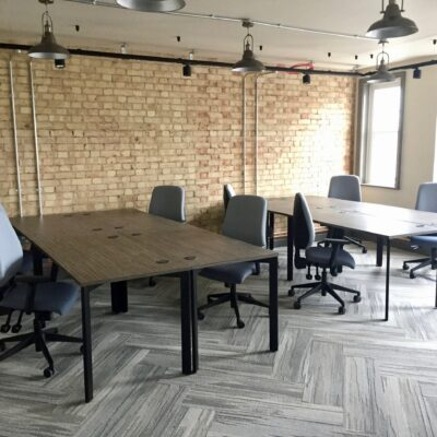 Shared Working Offices Desks and Chairs | Huddle Furniture