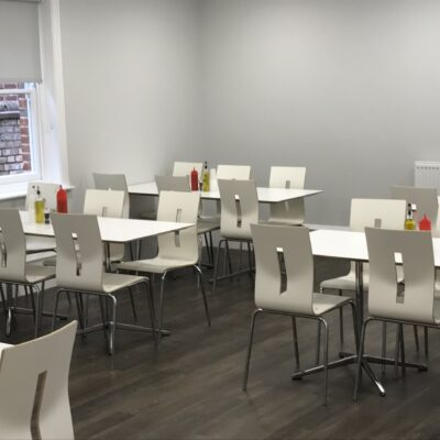 School Cafe Tables and Chairs | Huddle Furniture