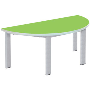 Elite Semi Circular Table From Huddle Furniture
