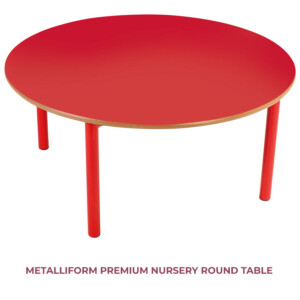 Nursery Premium Round Table