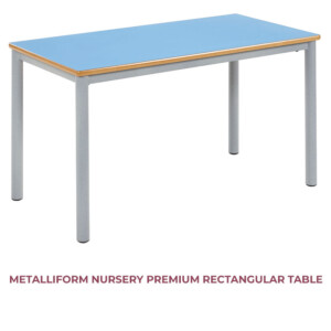 Premium Nursery Rectangular Table