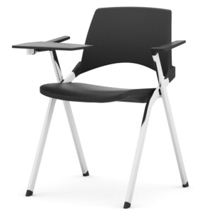Pledge La Kendo Chair With Writing Tablet