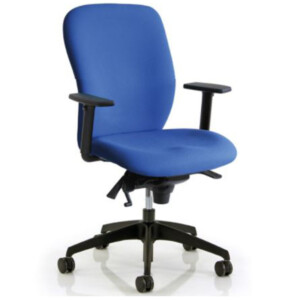 Verco Ergoform Medium Back With Height Adjustable Arms