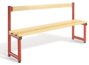 Single Sided Low Back Bench